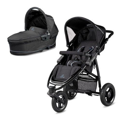 Quinny Speedi Set Buggy Test